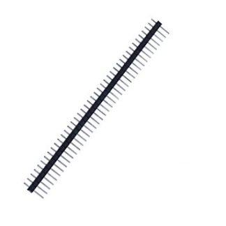 Pin Header 2.54mm 1x40 Pin Straight