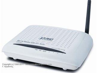 Planet WIRELESS 802.11g ADSL2/2+ ROUTER ANNEX A
