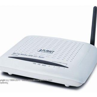 Planet WIRELESS 802.11g ADSL2/2+ ROUTER ANNEX A