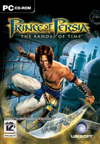 Prince of Persia: Sands of Time (PC)