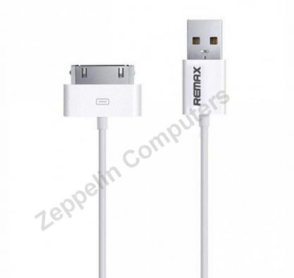 Remax Charging Cable I4 White 1m LIGHT