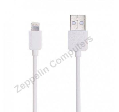 Remax Charging Cable Micro USB White 1m LIGHT