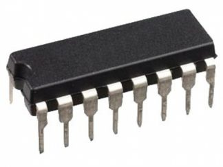 IC Digital SN74HC595N 8bit Shift Register 3-state THT DIP16