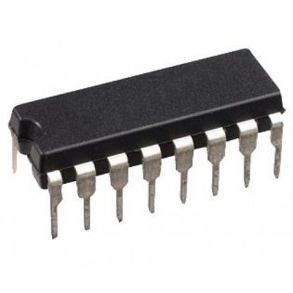 IC Digital SN74HC595N 8bit Shift Register 3-state THT DIP16