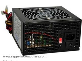 Supercase Force PSU 650W 12cm Fan