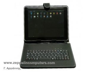 Tablet Case with Keyboard 7""