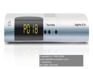 Technisat DigiPal 2 TX, silver