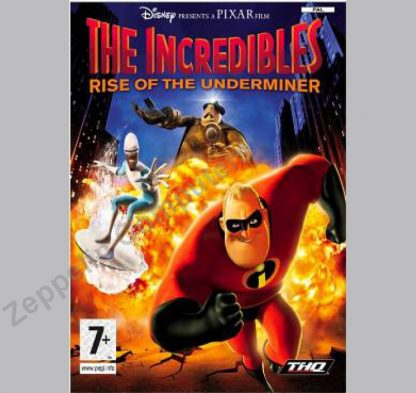 The Incredibles: Rise Of The Underminer (PC)