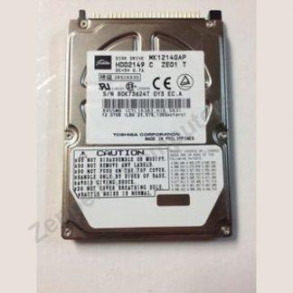 Toshiba HDD 12GB 2.5' IDE MK1214GAP
