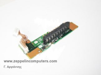 Toshiba SATELLITE PRO SP2100 DC Charger Board