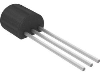 Transistor BC547C-DIO NPN Bipolar 45V 100mA 500mW TO92