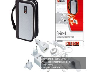 Trust 8-IN-1 iPOD ACCESSORY PACK