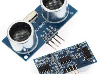 Ultrasonic Module HC-SR04 for Arduino