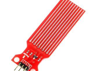 Depth of Detection - Water Level Sensor for Arduino