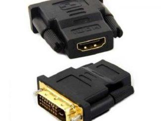 Αντάπτορας HQ HDMI θηλυκό / DVI-D αρσενικό