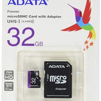 Adata SDHC Micro 32GB Premier