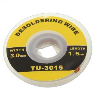 Desoldering Wick 3mm wide