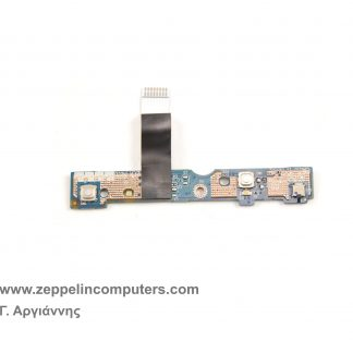 HP 530 Power Button/ Board
