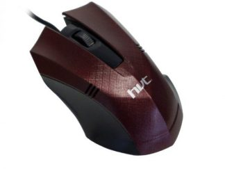 Mouse hvt TP193 Red USB