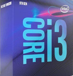 Intel CORE i3 9100 3.60GHz