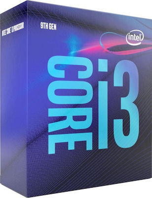 Intel CORE i3 9100 3.60GHz