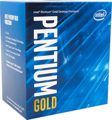 INTEL CPU PENTIUM G6400
