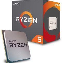 AMD CPU RYZEN 5 2600X