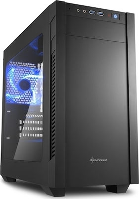 SHARKOON PC CHASSIS S1000 WINDOW