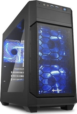 SHARKOON PC CHASSIS V1000 Window